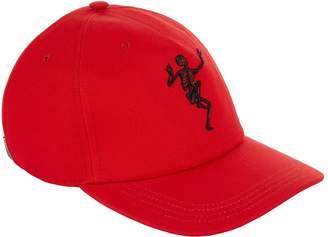 Alexander McQueen Funny Bones Baseball Hat