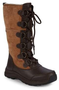 UGG Altason UGGpure Leather & Suede Outdoor Boots