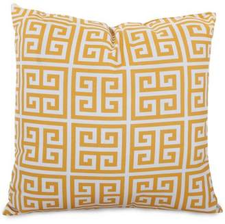 """Majestic Home Goods Towers Large Decorative Pillow, 20"""" x 20"""", Indoor/Outdoor"""