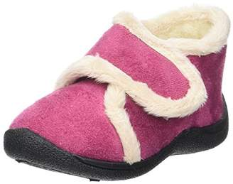 Rondinaud Girls' Yzeron Hi-Top Slippers,9UK Child