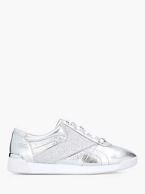 Michael Kors MICHAEL Addie Lace Up Trainers