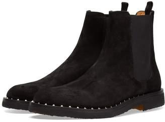 Valentino Stud Sole Chelsea Boot