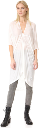 Rick Owens DRKSHDW Kite Tunic $410 thestylecure.com
