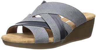 Aerosoles A2 by Women's Flower Power Wedge Sandal