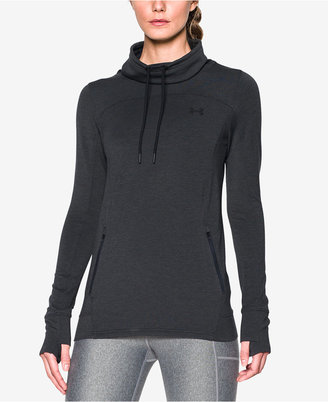 Under Armour Featherweight Fleece Sweatshirt $59.99 thestylecure.com