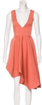 Keepsake Sleeveless Midi A-Line Dress