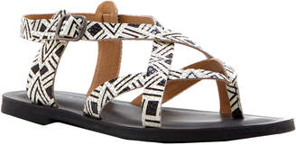 Lucky Brand Adinis Leather Sandal