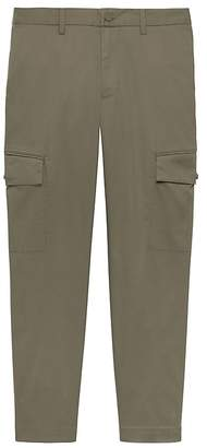 Banana Republic Athletic Tapered Core Temp Cropped Cargo Pant