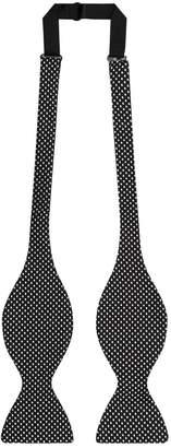 Turnbull & Asser Self-Tie Silk Bow Tie