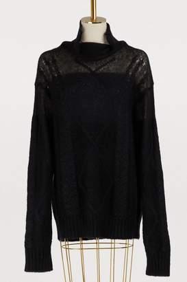 Maison Margiela Mohair sweater