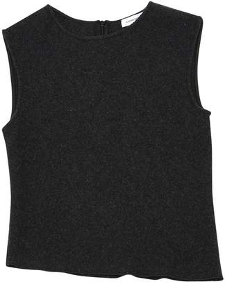 CNC Costume National Anthracite Wool Tops