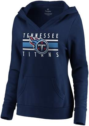 Nfl Women's Tennessee Titans Emblem Hoodie