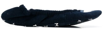 Tommy Hilfiger elasticated opening slippers