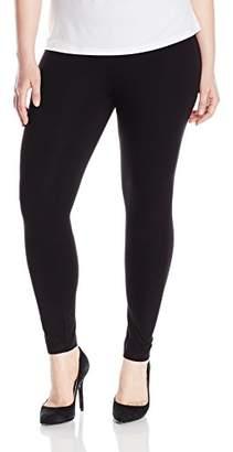 Karen Kane Women's Plus-Size Full Length Legging