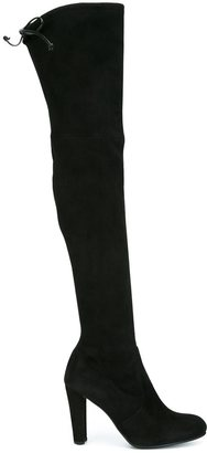 Stuart Weitzman 'Highland' boots $797 thestylecure.com