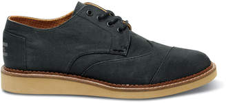 Toms Ash Aviator Twill Men's Brogues