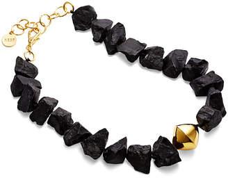 Nest Lava Rock Necklace