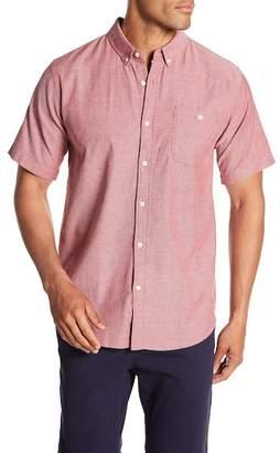Ezekiel Zebo Short Sleeve Woven Regular Fit Shirt