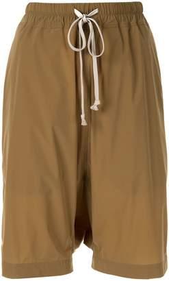 Rick Owens pod shorts