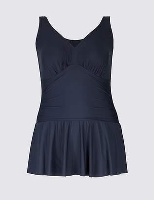 Marks and Spencer PLUS Secret SlimmingTM Skirted Swimsuit