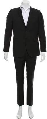 CNC Costume National Striped Two-Piece Suit