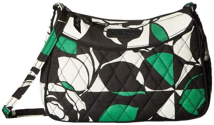 Vera Bradley Little Crossbody Cross Body Handbags - IMPERIAL ROSE - STYLE