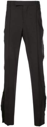 Yang Li skinny tailored trousers