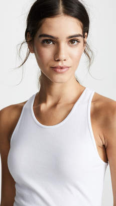 Enza Costa Fitted Racer Tank
