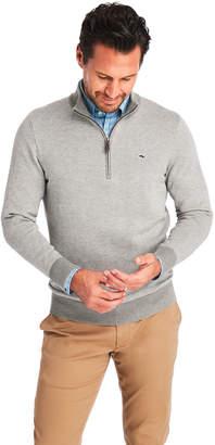 Vineyard Vines Hamilton 1/2-Zip Sweater