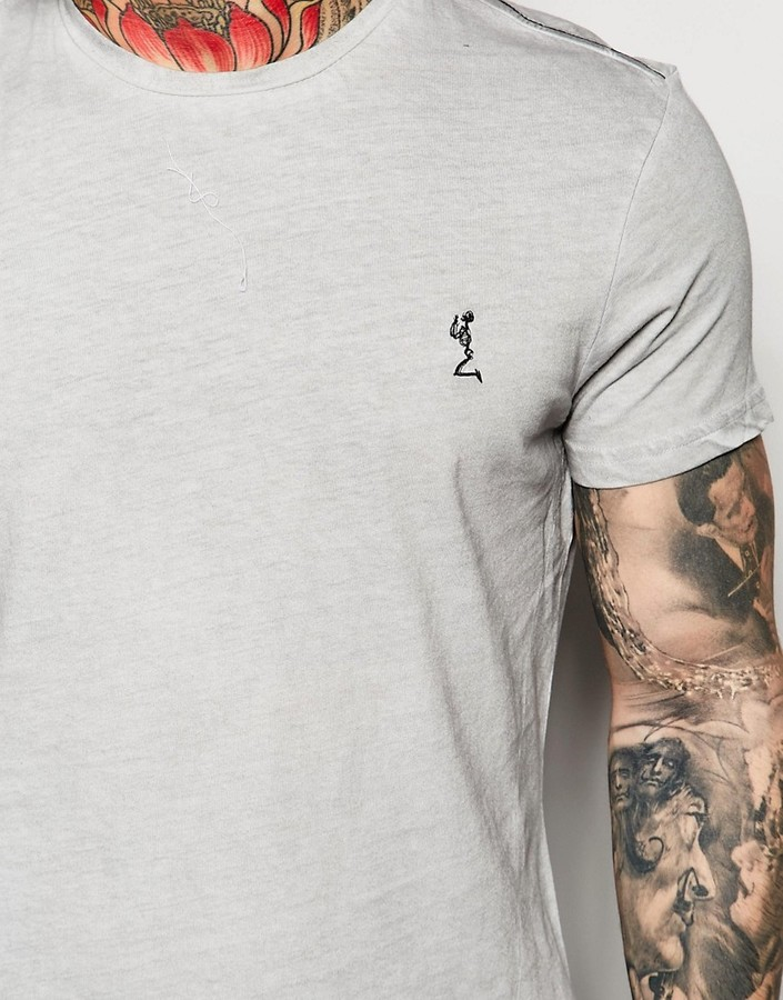 Religion Oil Wash T-Shirt