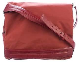 Tumi Ballistic Nylon Messenger Bag