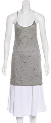 Thomas Wylde Embellished Tank Top