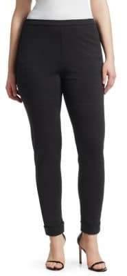 Marina Rinaldi Marina Rinaldi, Plus Size Punto Stoffa Jersey Leggings