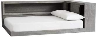 Pottery Barn Teen Costa Platform Lounge Bed, Queen, Weathered White