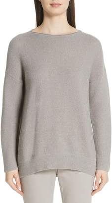 Fabiana Filippi Merino Wool, Silk & Cashmere Blend Sweater