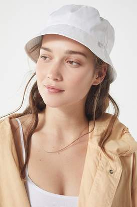 Urban Outfitters Nylon Twill Bucket Hat