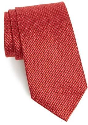 Nordstrom Microgrid Silk Tie