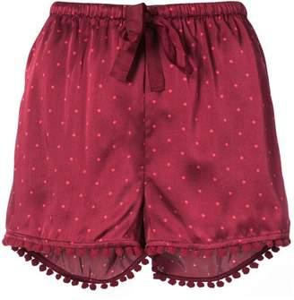 Figue Maja polka-dot shorts