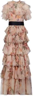 Needle & Thread Venetian Floral Gown