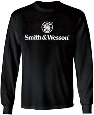 Smith & Wesson 540 Brands Men's Logo Long Sleeve T-Shirt ( - 2XL)
