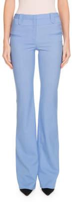 Altuzarra Serge Boot-Cut Stretch-Wool Pants