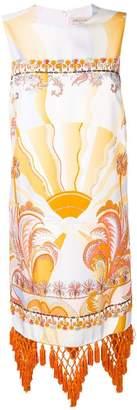 Emilio Pucci sun embellished dress
