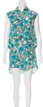 Thakoon Printed Silk Dress