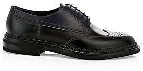 Sutor Mantellassi Men's Heritage Buonarroti Leather Wingtip Brogues