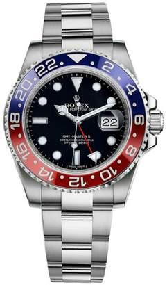 Rolex GMT-Master II 116710 Black Dial 40mm Mens Watch