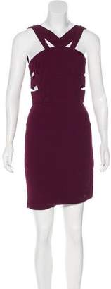 Roland Mouret Altamira Mini Dress w/ Tags