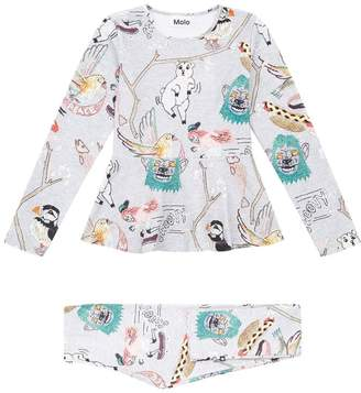 Molo Animal Pyjama Set