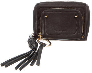 See By ChloeSee by Chloé Leather Zip Wallet