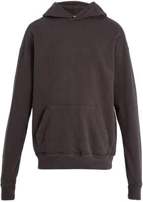 RHUDE Rhacer logo-print cotton sweatshirt