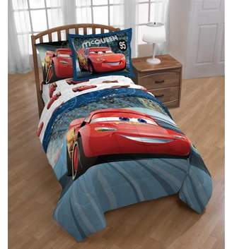 Cars Disney Pixar 5 piece Twin Bed Set, Kid's Bedding